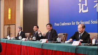 Moments of Two Sessions: NDRC briefs media on advancing high-quality dev't | CCTV English