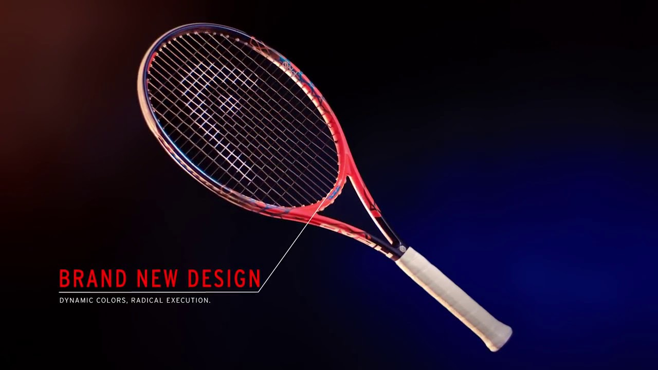 Head Graphene Touch Radical Pro - The Most Aggressive Racket from
