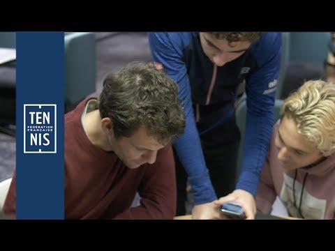 Winter Cup 2019 U16 garçons : la minute bleue n°1