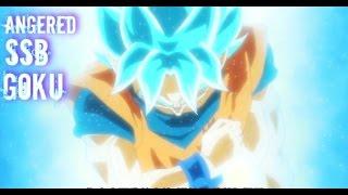 Angered SSB Goku [Dubstep Remix] (HD)
