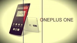 Убийца флагманов OnePlus One в нашем первом, ознакомительном, видеообзоре