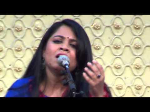 Ranita De, performane in West Bengal rajya sangeet academy annual conference 2016
