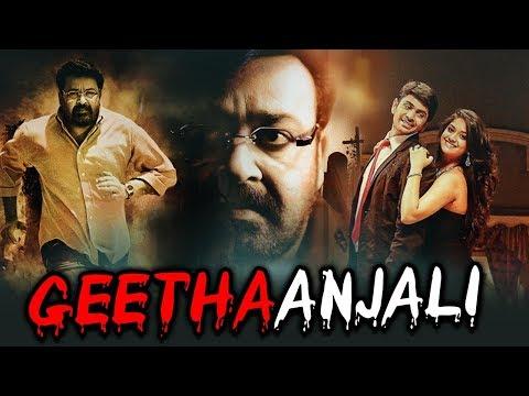Geethaanjali Horror Hindi Dubbed Full Movie   Mohanlal, Nishan, Keerthy Suresh, Nassar