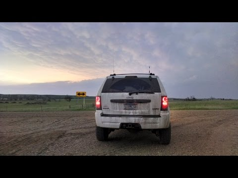 8/31/2014 Central, MN Live Storm Chasing