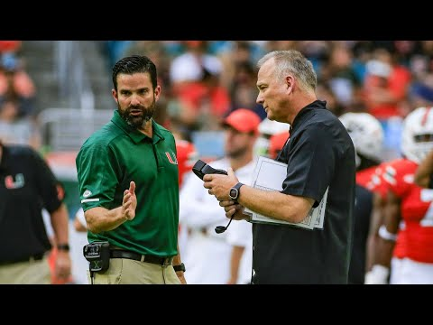 University Of Miami Coach Manny Diaz: Mark Richt 'will Always Be A Hurricane'