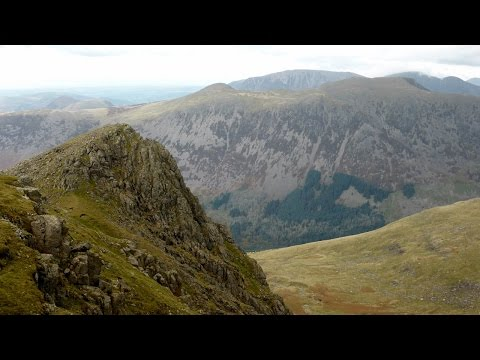 The Ennerdale Fells, Lake District - 22 October 2016