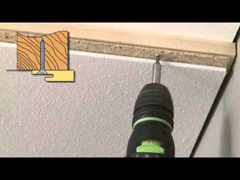 Agnes One-Step: kant & klare plafondpanelen