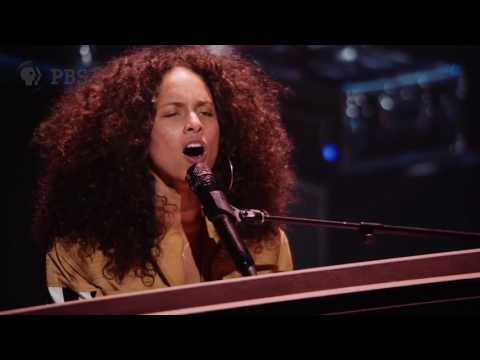 Great Art Comes from Dark Times   Alicia Keys - Landmarks Live in Concert