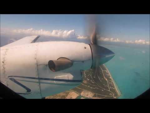 Caicos Express Airways Flight 211 PLS - GDT Beech 1900C VQ-TGG