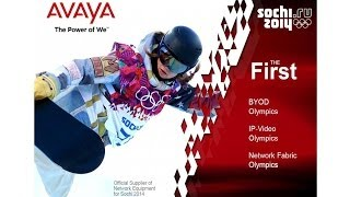 Avaya Olympics & Annual 2014 International Users Group Conference