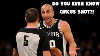 NBA Circus, No Look, 360 & Luckiest Shots of 2017-2018