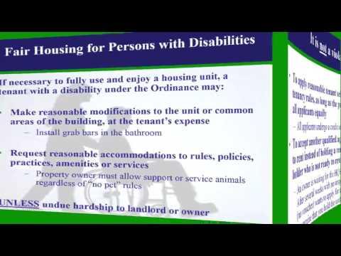 Chicago Fair Housing Video