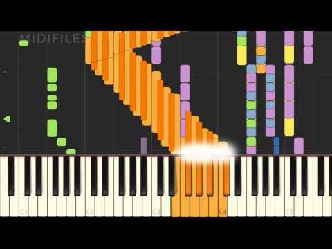 Geh nicht weg / Gestört aber Geil ft. M. Narrow (MIDI Karaoke Instrumentalversion)