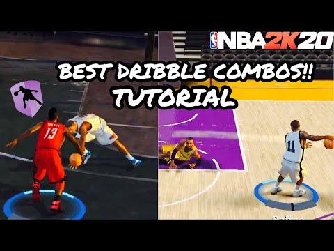 How To BREAK ANKLES In NBA 2K20 Mobile!! NBA 2K20 Mobile Dribble Tutorial!