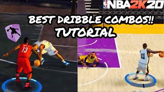 How To BREAK ANKLES in NBA 2K20 Mobile!! NBA 2K20 Mobile Dribble Tutorial!