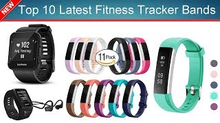 Top 10 Latest Fitness Tracker Bands with Price on Amazon