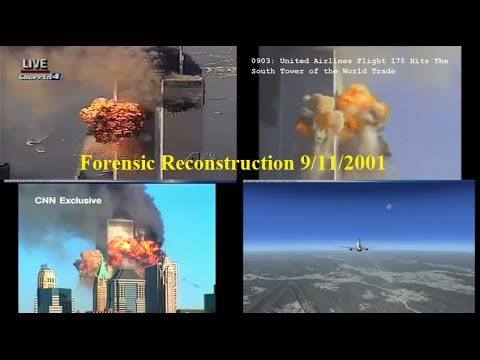 September 11, 2001 (9/11/2001) Forensic Reconstruction