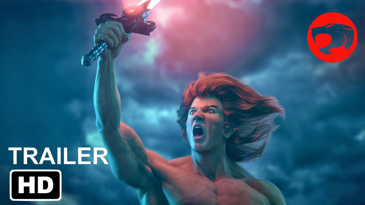 Download THUNDERCATS : THE MOVIE | TEASER TRAILER | 2021