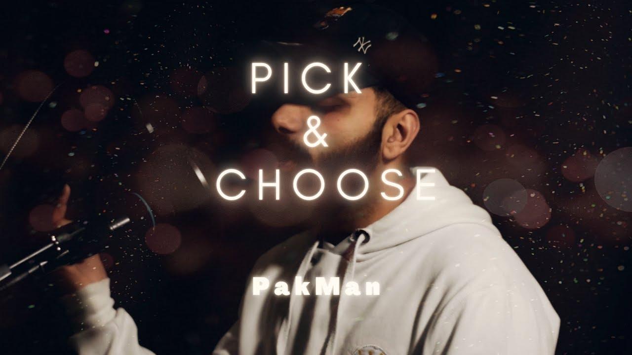 Pakman - Pick & Choose