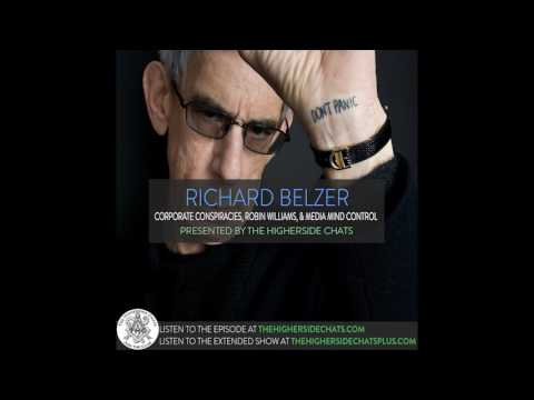 Richard Belzer  Corporate Conspiracies, Robin Williams' Death, & Media Mind Control