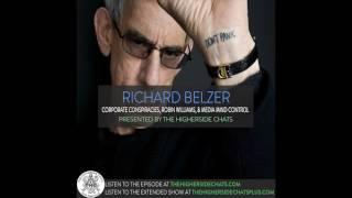 Richard Belzer | Corporate Conspiracies, Robin Williams' Death, & Media Mind Control