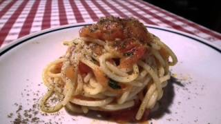Spaghetti alla marinara (ricetta tradizionale)
