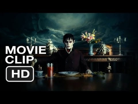 Dark Shadows Movie CLIP - Alice Cooper (2012) Johnny Depp, Tim Burton Movie HD