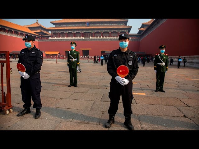 China 'preparing for war with the West'