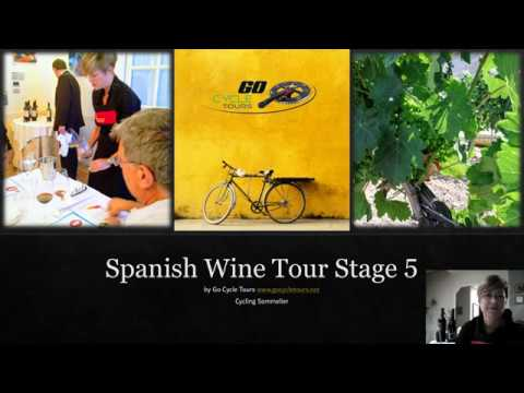 We are almost there! Stage 5 of our Virtual Wine Tour of Spain