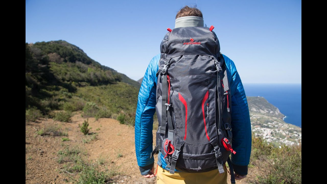 prezzo competitivo ee3c2 d500f Ferrino FINISTERRE Backpack 2019 - Product Review