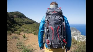 Backpack FINISTERRE 38 video