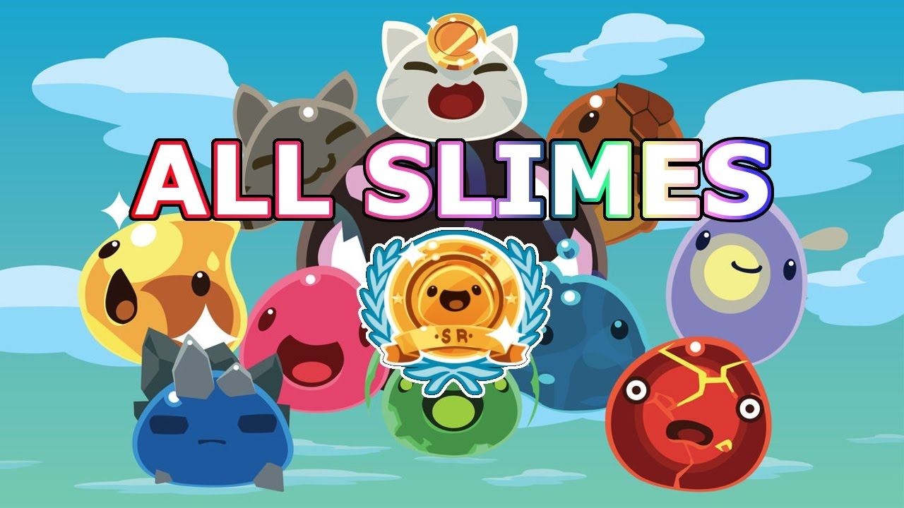 Find All The Slimes! Find All Slime Rancher Slimes