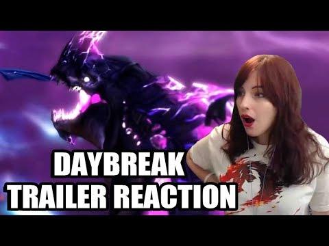 DAYBREAK Trailer REACTION & LORE Discussion   Guild Wars 2