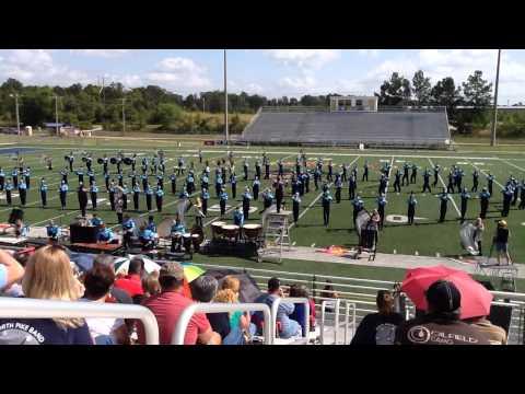 North Pike High School band