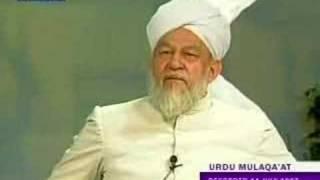 Urdu Mulakat 11/07/1997 Ahmadiyya 3/6