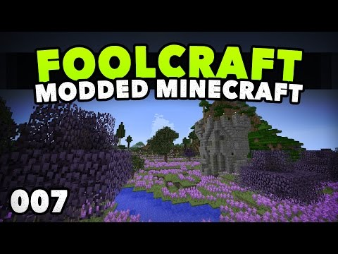 FoolCraft 007 | ROGUELIKE DUNGEON RUN! | A Minecraft Modded Let's Play