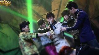 DMTN - Safety Zone, 디엠티엔 - 세이프티 존, Music Core 20130202