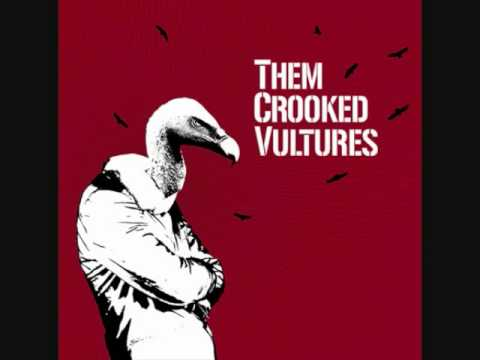 Them Crooked Vultures - Gunman