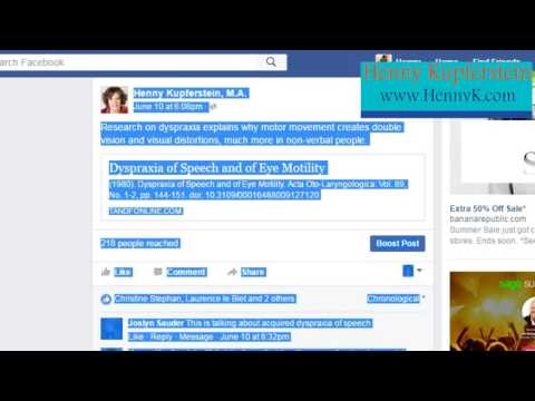 Convert Or Save FaceBook Posts As PDF To Read Later On Computer