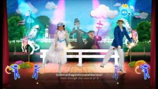 Just Dance Disney Party Supercalifragilisticexpialidocious