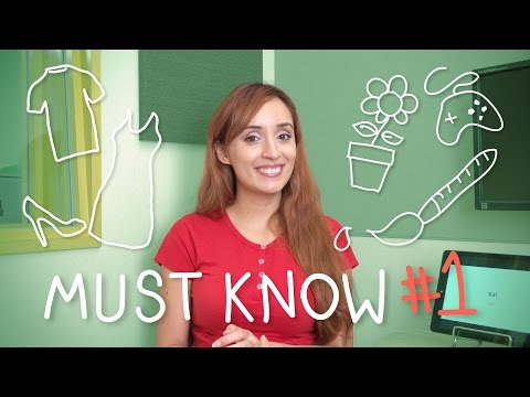 Learn Portuguese Vocabulary | Must Know Words Compilation Vol. 1