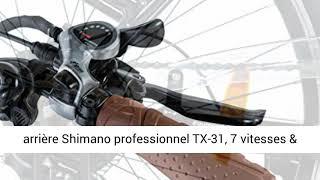 AVIS - Moma Bikes Ebike 26.2 Hydraulic Vélo Electrique VAE De Ville - Ebike-26.2 Adulte Unisexe