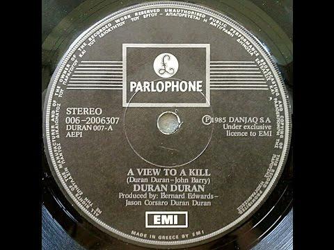 Duran Duran - A View To A Kill (7