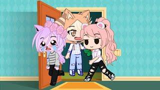 смешные моменты кошки Ланы и её друзей gacha Club