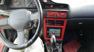 Fort Bragg Lemon Lot - 1988 Toyota Corolla SR5 - Fort Bragg