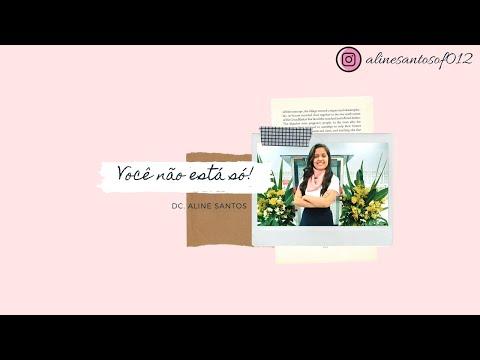 Você Não Está Só  | Aline Santos