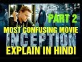 INCEPTION MOVIE EXPLAIN IN HINDI PART 2ND
