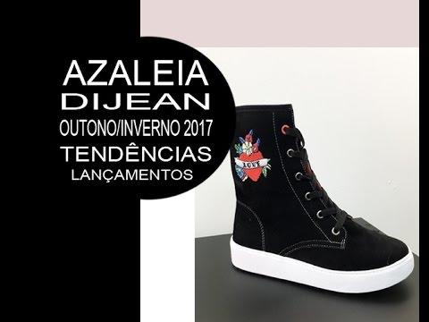 540dcbfd0 AZALEIA E DIJEAN INVERNO/2017: Lançamentos, Tendências & Apostas em Sapatos