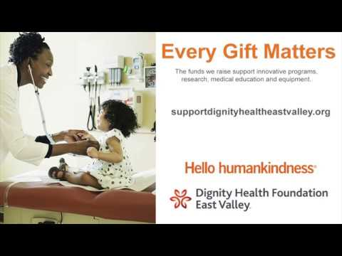 Dignity Health Is Here With You