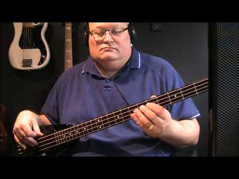 Kid Rock Born Free Bass Cover with Notes & Tablature